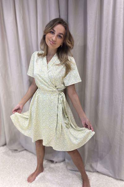 Bilde av Camilla Pihl Eva Wrap Dress