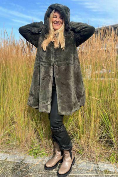 Bilde av Ella & Il Cath Fake Fur Jacket