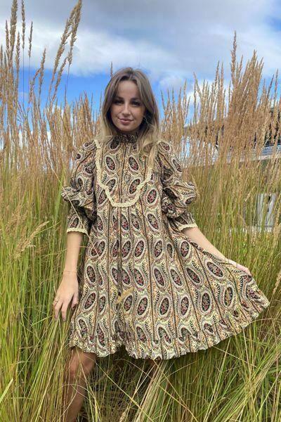 Bilde av TiMo Baby Cord Shift Dress